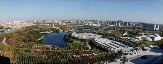 长春世界雕塑公园晋升为国家5A级旅游景区