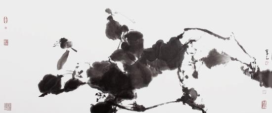 梦蝶系列之二 50×120cm