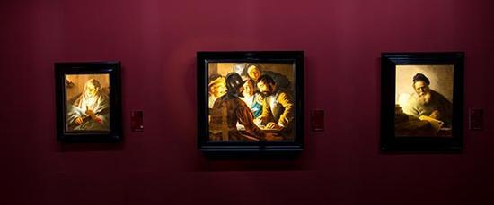 """龙美术馆""""伦勃朗、维米尔、哈尔斯:莱顿收藏荷兰黄金时代名作展"""""""