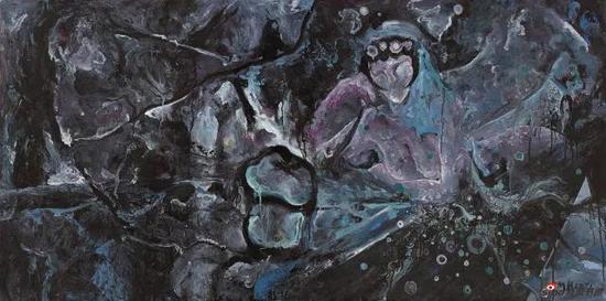 王孟华作品《四个我》