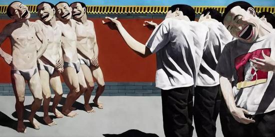 90年代中期的中国当代绘画