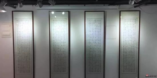 韩显红书法作品欣赏