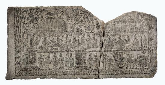 徐州地区最具代表性汉画像石