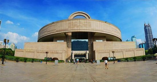 上海博物馆本馆(人民广场)