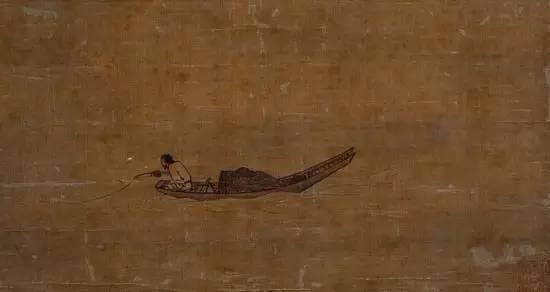 南宋绘画 日本东京国立博物馆藏。