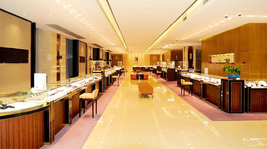 健兴利酒店翡翠精品展销厅