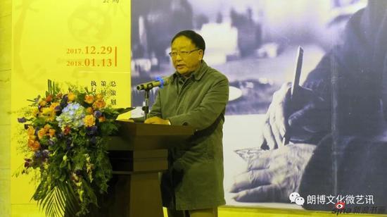 桂林市人大副主任 赵德明宣布开幕