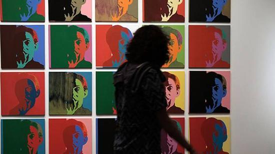 全球22%的财富人群在收藏艺术品