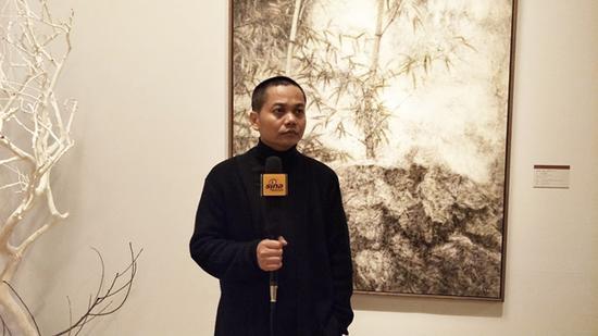 艺术家肖芳凯