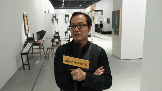 新星星艺术奖年度策展人王春辰接受新浪当代艺术频道独家专访