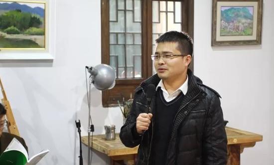 尹苏乔发言