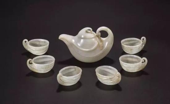 杨根连 大吉有成茶具