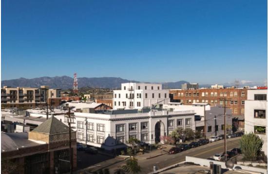 豪瑟沃斯洛杉矶艺术中心的外部装潢。图片:致谢豪瑟与沃斯画廊