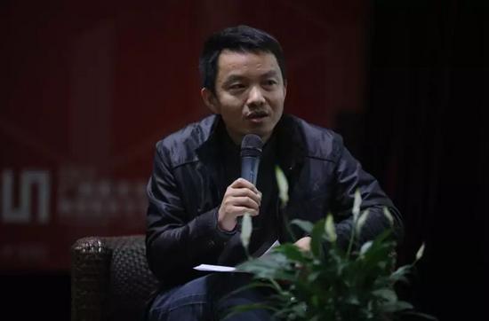 胡斌(广州美术学院美术馆副馆长)