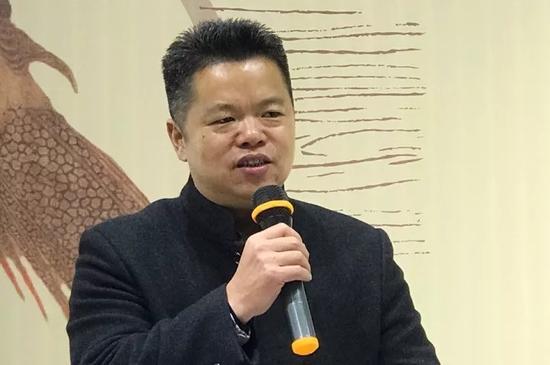 袁学君代表主办方致辞