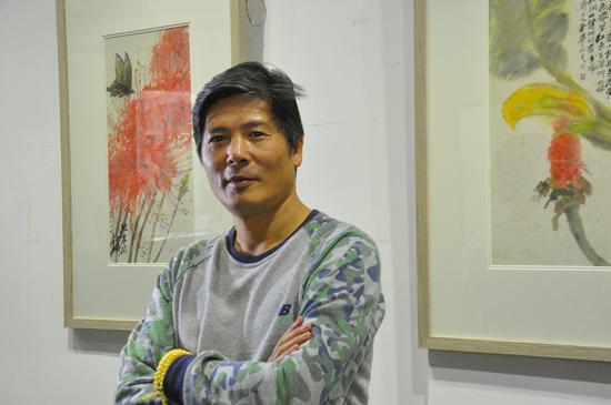 艺术家金峰