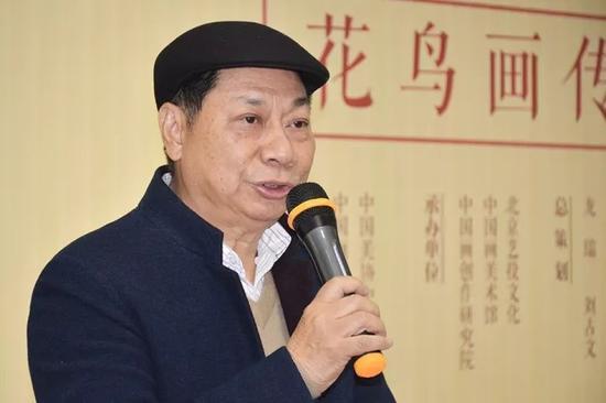 参展导师方楚雄致辞