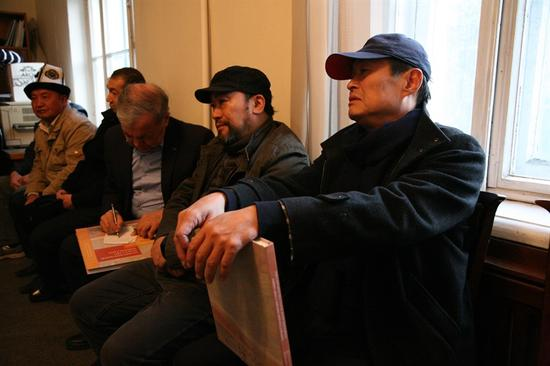 吉尔吉斯斯坦比什凯克市展览研讨会现场