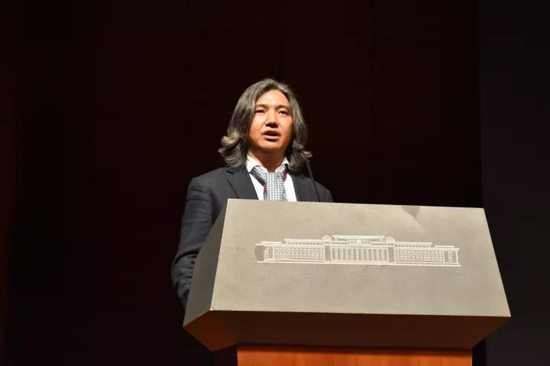全国政协委员、中国美术馆馆长 吴为山先生致辞
