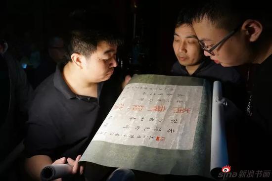 """卢新元:上海我想用毛笔写一个""""家"""""""
