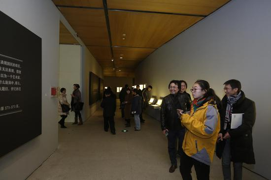 展览现场图片 拍摄:李标