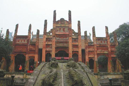 千年古县、才子之乡富顺的国保文物单位:富顺文庙