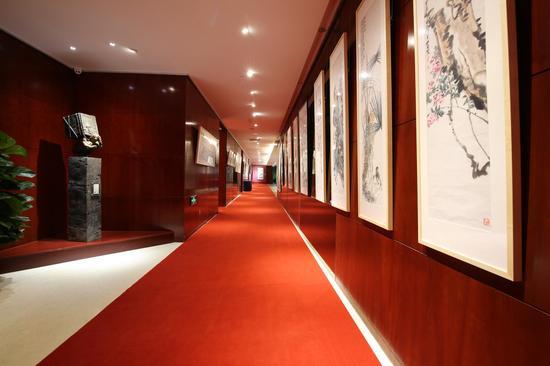 上海艺术馆艺术长廊