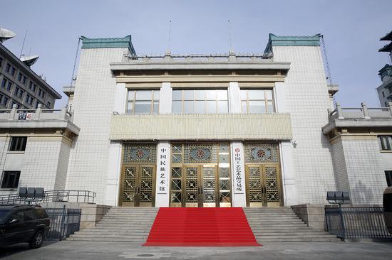 2017中国收藏盛典在庄严的民族文化宫隆重举行