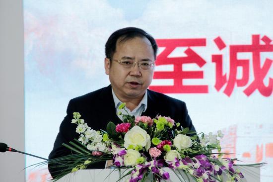 吉林大学党委宣传部部长、长江学者韩喜平致辞