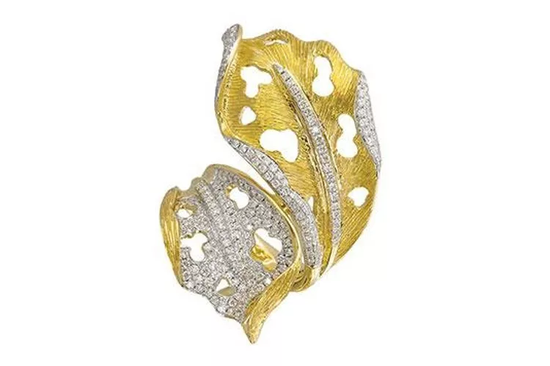 米粒钻可用于装饰各种轮廓和形状   照片:JYE's International