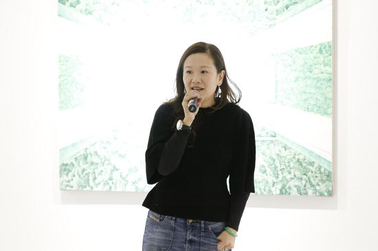 iSGO集团CEO Maria女士致辞