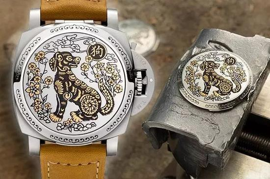 各大牌的狗年生肖珠宝 中国风的设计一言难尽