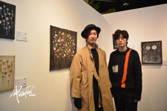 受邀嘉宾:青年音乐家肖瀛&Luka