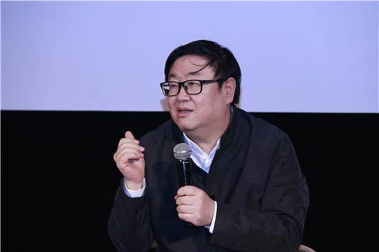 国家艺术基金管理中心主任韩子勇