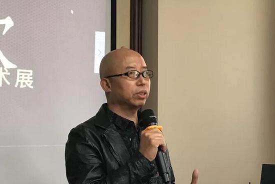 南京艺术学院校董 中国艺术研究院研究员 策划人杨佴旻博士致辞