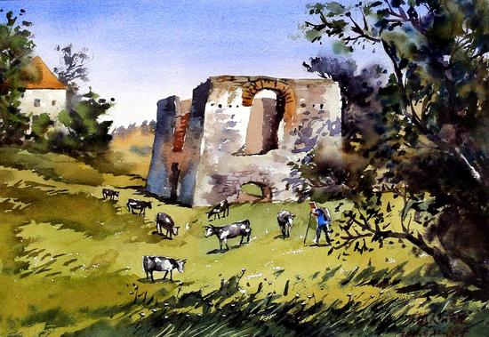 《乌克兰乡村》