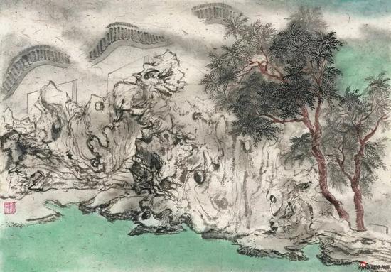 刘红作品二 35cm-50cm
