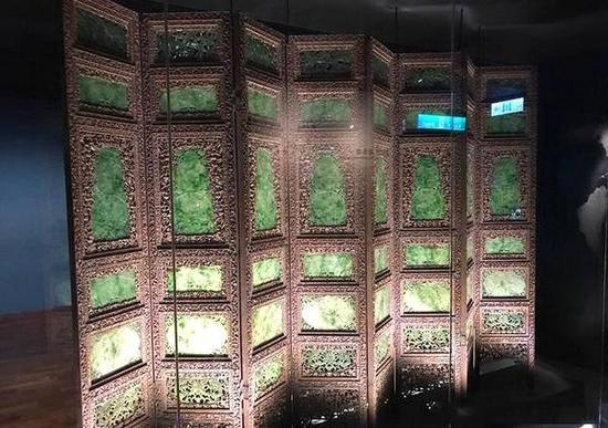 见证台北故宫博物院的翡翠藏品