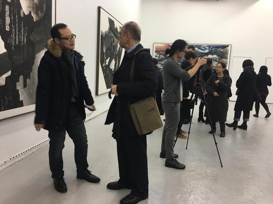 MoMA国际部主任Jay Levenson