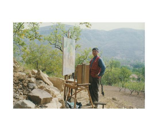 1998年春 济南山区