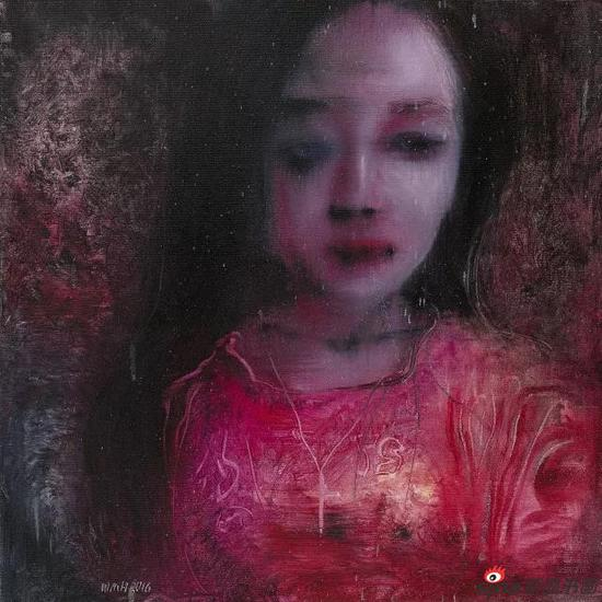 王孟华作品《雾》