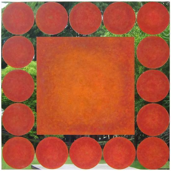 余积勇 方·圆系列1501-5材质:不锈钢 丙烯