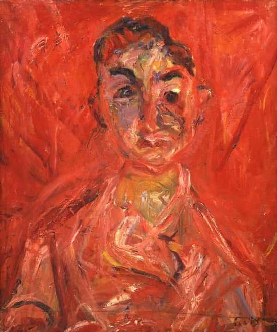 《Butcher Boy》,1919-1920, 柴姆·苏丁