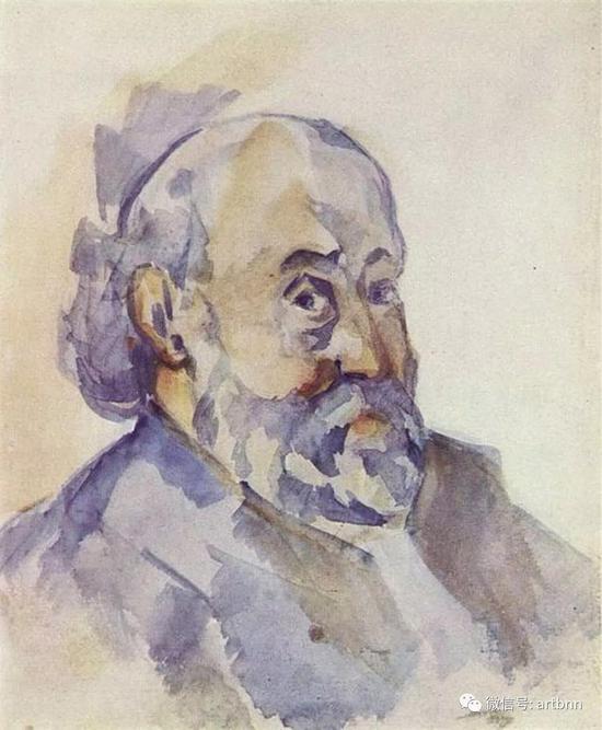 Paul Cézanne 保罗·塞尚
