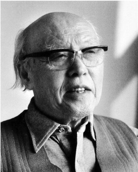 李苦禅(1899-1983年)