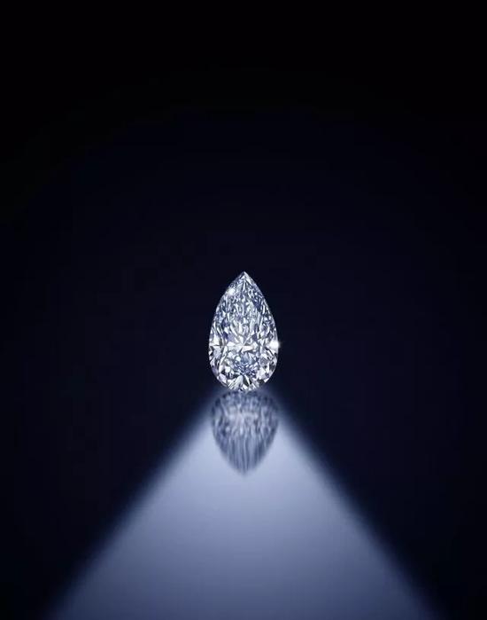 4.03克拉天然浓彩蓝色钻石吊坠 2017年9月20日 港币 28,400,000