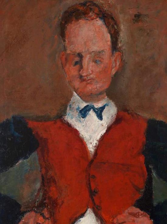 《Valet》,1927,柴姆·苏丁