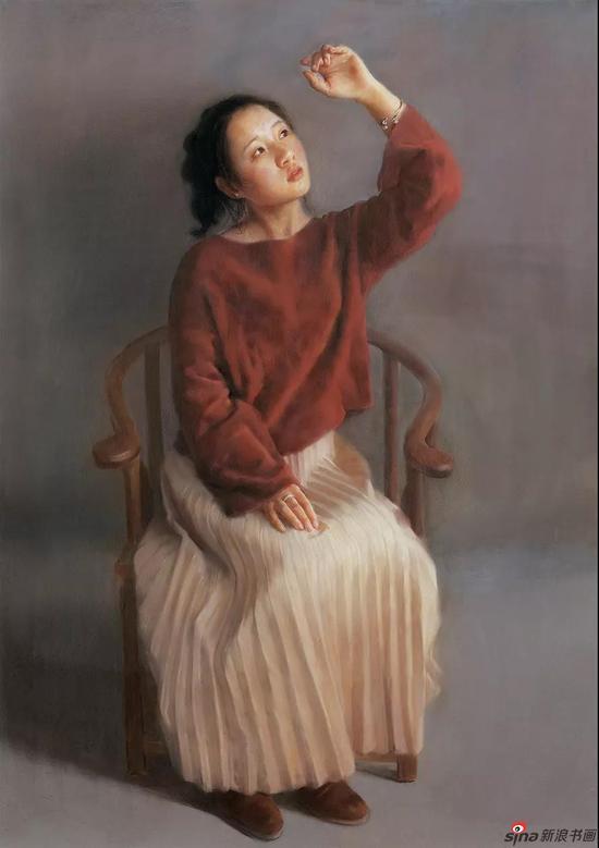朱顺传[江苏] 夏境 120×90cm