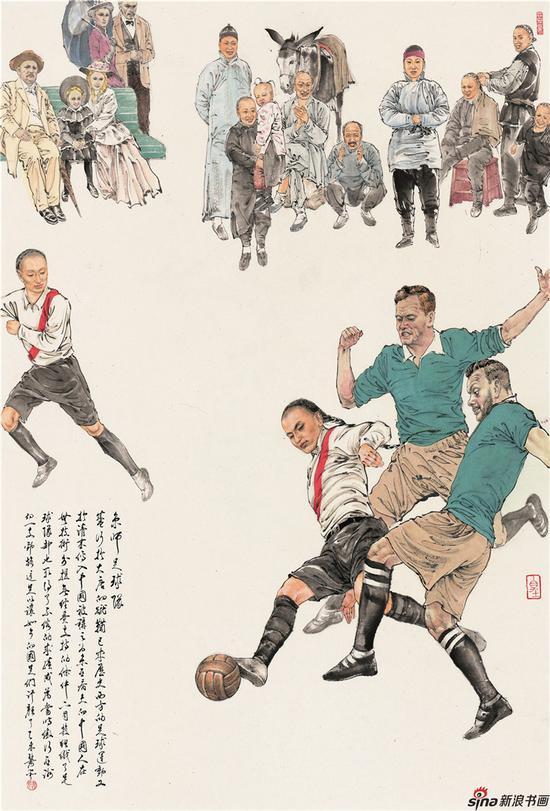 清末民初-京师足球队
