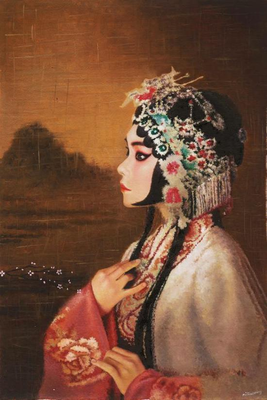 永不凋零的文化赞歌——读米巧铭的新京剧系列
